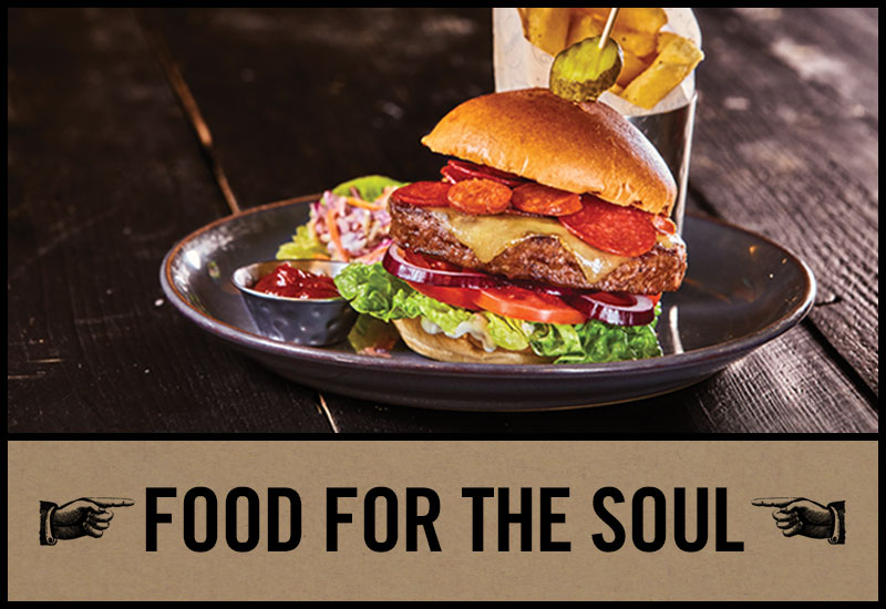 Food for the soul at The Black Bull