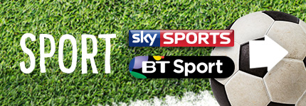 Sky Sports and BT Sports