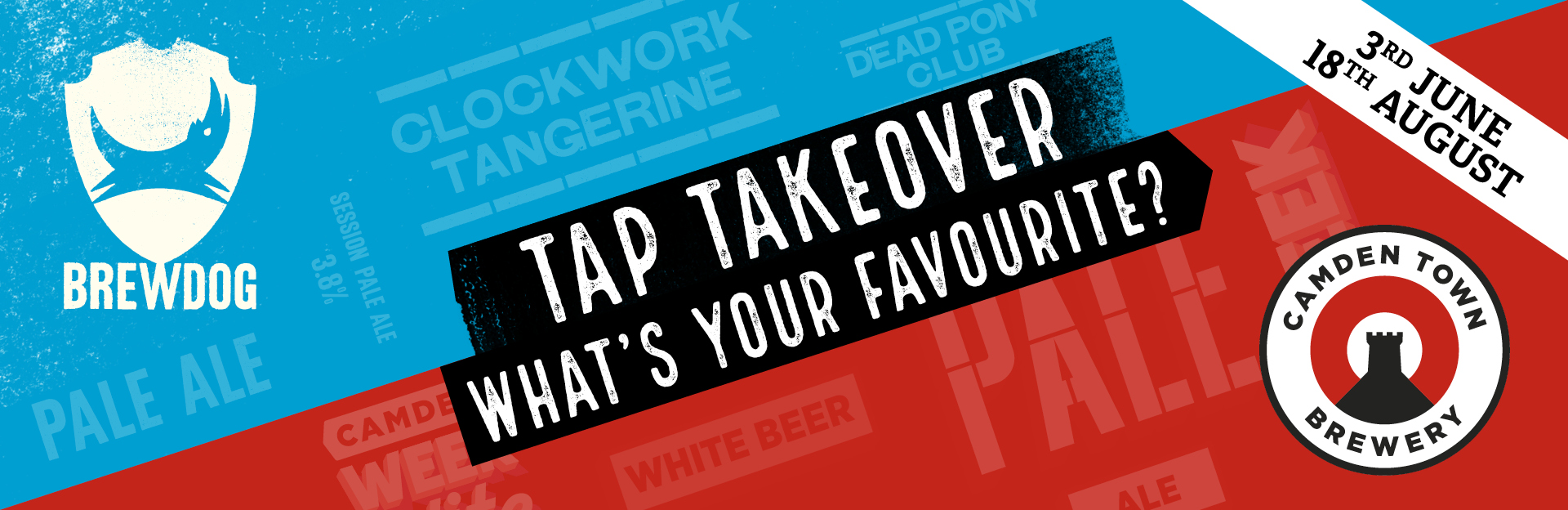 Craft Takeover at The Black Bull